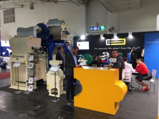 Výstava Agritechnica v Hannoveru 2017